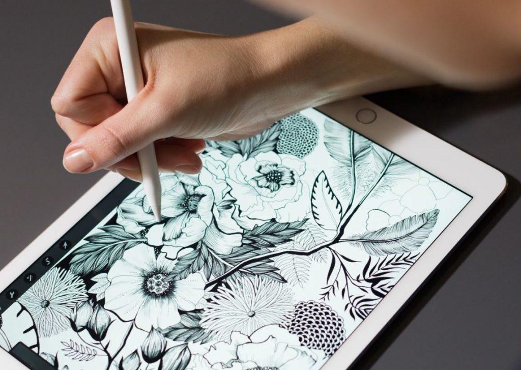 Программа для рисования на ipad pro apple