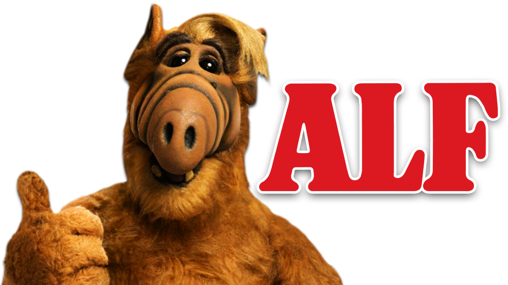 "ALF (a.k.a. Gordon Shumway, a friendly extraterrestrial nicknamed ALF, an acronym for ""Alien Life Form"")"